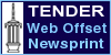 ANCL Tender - Web Offset Newsprint