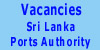 Vacancies - Sri Lanka Ports Authority