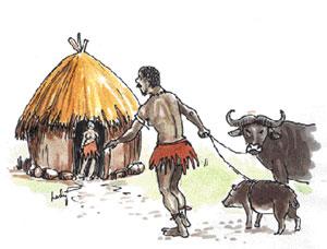 Barter trade system in ghana