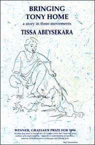 Tissa Abeysekara bringing tony home