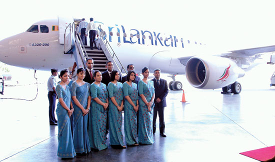 srilankan airline online booking
