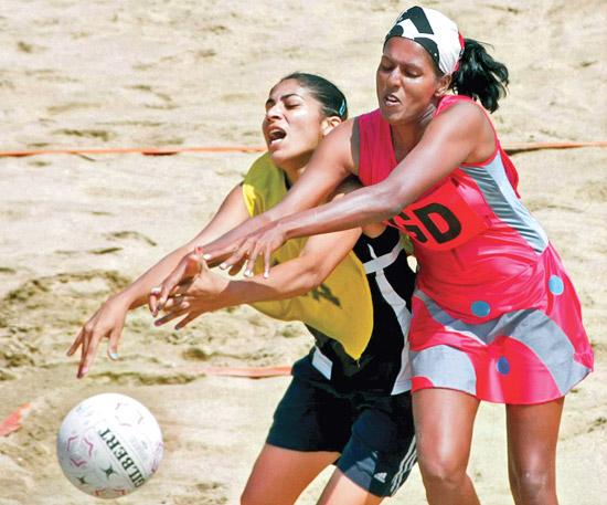 Sri Lankan sports girls