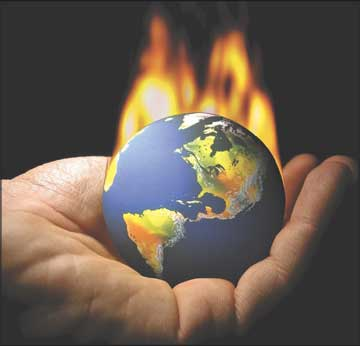 Is global warming natural?
