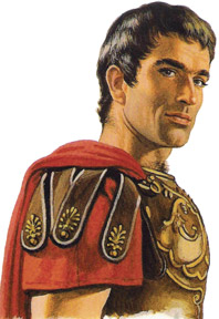 mark anthony from julius caesar essay At one point, marcus antonius (mark antony), the chief priest of rome and  caesar's cousin and longtime compatriot, approached the platform.