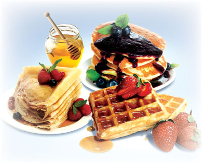 This is an opportunity to go gourmand at The Waffles, Crepes and ...