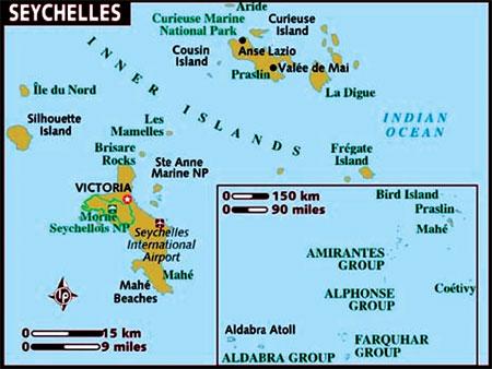 Seychelles forex rates