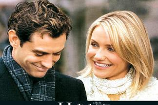 The Holiday: Romantic Christmas escapade Cameron Diaz Movies 2006