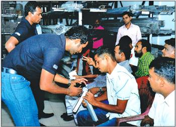 Daily News: Business   Lanka Aluminium Industries launch