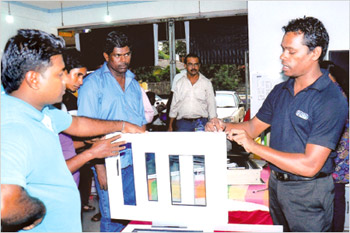 Daily News: Business | Lanka Aluminium Industries launch