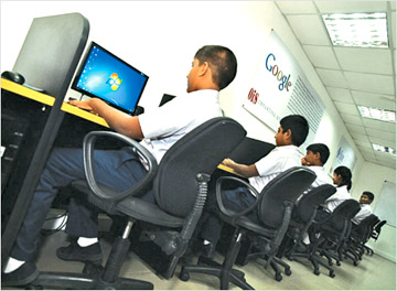 Daily News: Business | Diversifies into IT education